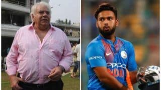 Rishabh Pant Talented But His Wicketkeeping Technique is Flawed: Farokh Engineer