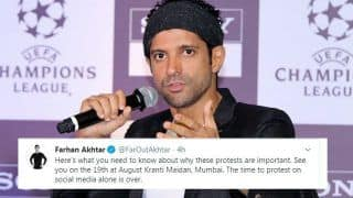 Farhan Akhtar Announces Anti-CAA Protests in Mumbai, Explains The Contentious Act