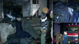 दिल्ली के किराड़ी में अग्निकांड: सरकार 10 लाख रुपए मृतकों के परिजन को देगी