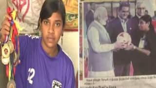 Felicitated by PM Modi in 2017, Mumbai Footballer Now Forced to Live on Footpath with Family