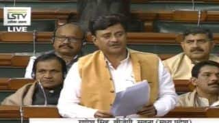 This BJP MP Says Speaking Sanskrit Will Cure Diabetes, Reduce Cholesterol Levels