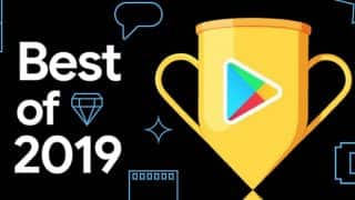 Google's Best of 2019 awards: Check out winners in apps, movies, games and books categories