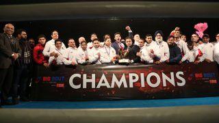Gujarat Giants Beat Punjab Panthers to Win Big Bout Indian Boxing League