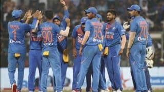 Sourav Ganguly Praises India's 'Fearless Batting' After 2-1 Series Win