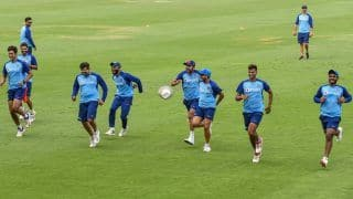 Indian Cricket Team's New Fun Training Drill to Increase Sprinting Speed: Chase or be Chased | Watch VIDEO