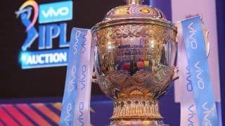 IPL Auction LIVE: 332 Players Set to Go Under The Hammer in 'Mini' IPL 2020 Auction