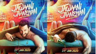 Jawaani Jaaneman: Saif Ali Khan is Flirty, Hotty And Casanova in New Poster
