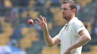 Australia Pacer Josh Hazlewood Ruled out of Perth Test Due to Hamstring Strain