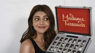 Kajal Aggarwal Becomes First South Indian Female Actor to Get a Wax Statue at Madame Tussauds