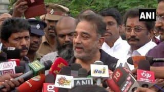 Protests Against Citizenship Amendment Act: 'Will Keep Voicing Till I Die,' Says Kamal Haasan at Madras University Agitation