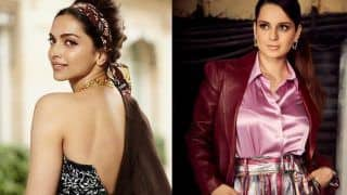 Kangana Ranaut Wants Deepika Padukone to Apologise For Asking TikTok User to 'Recreate' Her Chhapaak Look