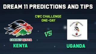 Dream11 Team Prediction Kenya vs Uganda: Captain And Vice Captain For Today CWC Challenge One-Day Between KEN vs UGA at  Al Amerat Cricket Ground Oman Cricket (Ministry Turf 1) 11:00 AM IST December 5
