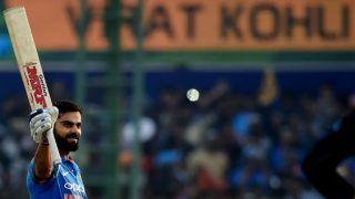 दशक के सर्वश्रेष्ठ खिलाड़ी चुने गए भारतीय कप्तान विराट कोहली