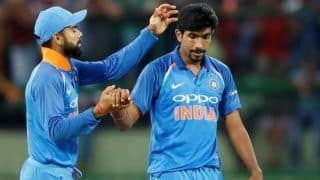 Jasprit Bumrah Loses Number One Spot in ICC ODI Rankings, Virat Kohli Retains Top Position in Batsmen's List