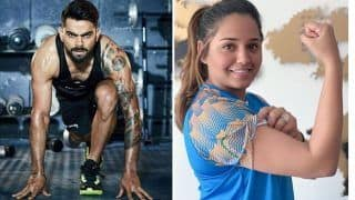 Fitness Freak Virat Kohli Inspired by Squash Player Dipika Pallikal's Training, Reveals Former Team India Trainer