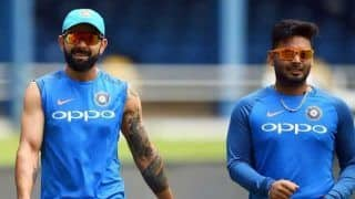 Kohli Comes Out in Support of Pant, Says He Can't be Isolated to Such an Extend That he Doesn't Do Well