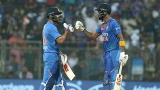 3rd T20I: Rohit, Kohli And Rahul Half-Centuries Muscle India to Third-Highest T20I Total