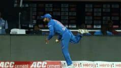 WATCH: Virat Kohli Stunner Only Positive in Otherwise Dismal Indian Fielding Display in 2nd T20I