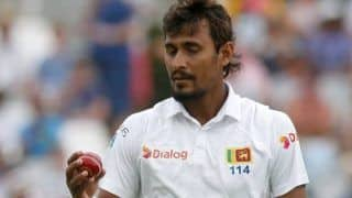 Pakistan vs Sri Lanka Tests: Suranga Lakmal Out with Dengue;' Ashitha Fernando Named Replacement