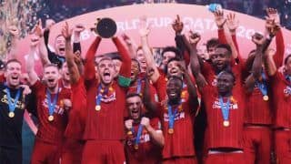 Firminho Extra-Time Winner Fires Liverpool to Maiden Club World Cup Triumph