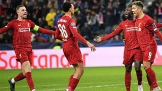 Champions League: Liverpool Beat FC Salzburg 2-0; Chelsea Overcome Lille 2-1 to Book Last-16 Berths