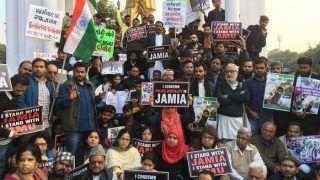 जामिया, एएमयू, नदवा और इंटिगरल यूनिवर्सिटी में हुई पुलिसिया हिंसा के खिलाफ राजधानी लखनऊ में हुआ जोरदार प्रदर्शन