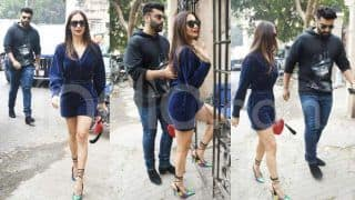 Arjun Kapoor-Malaika Arora Make a Handsome Pair as They Celebrate Christmas Together - Photos