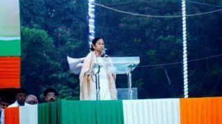 Govt Scared of Students, Nobody Lives at Mercy of Others: Mamata Banerjee at Rally in Kolkata