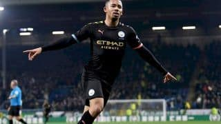 Premier League: Gabriel Jesus Brace Helps Manchester City Rout Burnley 4-1 at Turf Moor