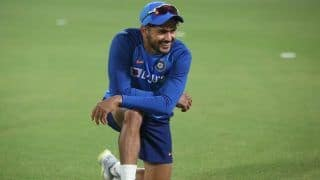 WATCH: India vs West Indies Series Can Wait, Manish Pandey Readies Himself For a Bigger Series – His Marriage