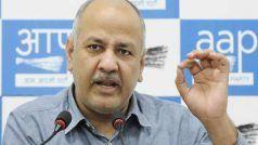 Delhi Election 2020: मनीष सिसोदिया का दावा, आप जीतेगी 70 सीटें, कांग्रेस-भाजपा तो मुकाबले में भी नहीं