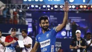 India Men's Hockey Captain Manpreet Singh Nominated For FIH Player of The Year Award