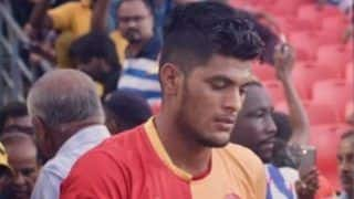 Down With Chicken Pox, East Bengal Footballer Plays I-League Match Against Punjab FC
