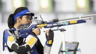 Competition in 10m Air Rifle Team Pushes us to Perform Better: Mehuli Ghosh