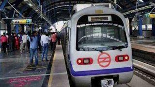 दिल्लीः विरोध प्रदर्शनों की वजह से प्रभावित हुई मेट्रो सेवा, एंट्री और एग्जिट सेवा बंद