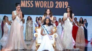 Jamaica's Toni-Ann Singh Wins Miss World 2019 Title, India's Suman Rao Finishes at Third