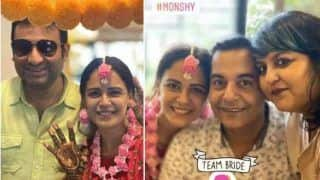 Mona Singh to Turn Into a Real Life Bride For Boyfriend Shyam on December 27 - Check Mehendi Pics