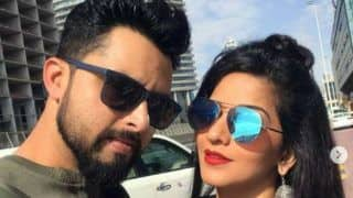 Bhojpuri Hottie Monalisa's Lovey-Dovey Post For Husband Vikrant Singh Rajput is What One Needs in Life