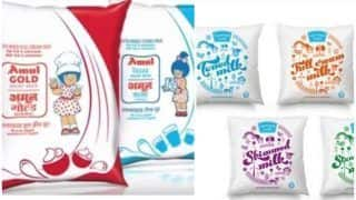 दूध के दाम बढ़े, मदर डेयरी ने 3 रुपये, अमूल ने दो रुपये महंगा किया दूध