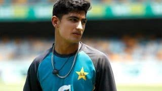 Naseem Shah May be Replaced From Pakistan U-19 WC Squad After Being Named For SL Tests