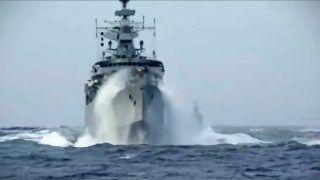 Indian Navy Day: पीएम मोदी ने ये वीडियो शेयर कर नेवी जवानों को दी बधाई