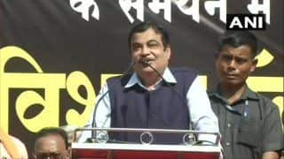 New Citizenship Law Not Against Muslim Community of India, Says Nitin Gadkari
