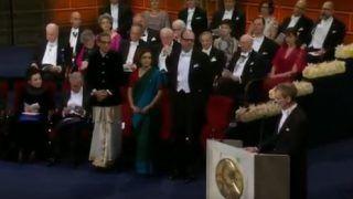 Watch | Abhijit Banerjee in Dhoti, Esther Dufflo in Saree: Indian Twitter Applauds Nobel Duo