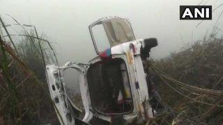 हादसाः ग्रेटर नोएडा में घने कोहरे के कारण नहर में गिरी कार, छह लोगों की मौत