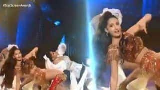 Nora Fatehi Shakes up a Storm as She Grooves to Saki Saki at an Award Show; Watch