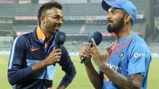 """Dressing Room Feels Empty Without You,"" KL Rahul's Message For Hardik Pandya is All The Bromance You Need"