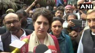 Unnao Rape Case: 'No Place For Women Here,' Priyanka Gandhi Vadra Lashes Out at UP Govt After Meeting Kin of Victim