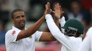 South african fast bowler vernon philander to retire from international cricket after england series