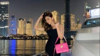 Krystle D'Souza's 'Yacht Night' in Dubai Raises The Bar For Travel Goals, Fans Take Note!