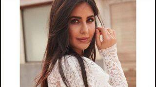 Sooryavanshi Star Katrina Kaif Puts Fashion Police on High Alert as She Looks Like a Vision in Sheer White Crop Top